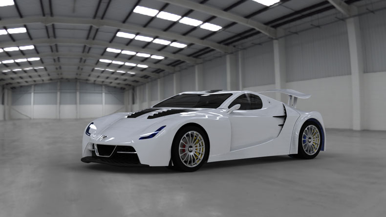 Weber Sportcars